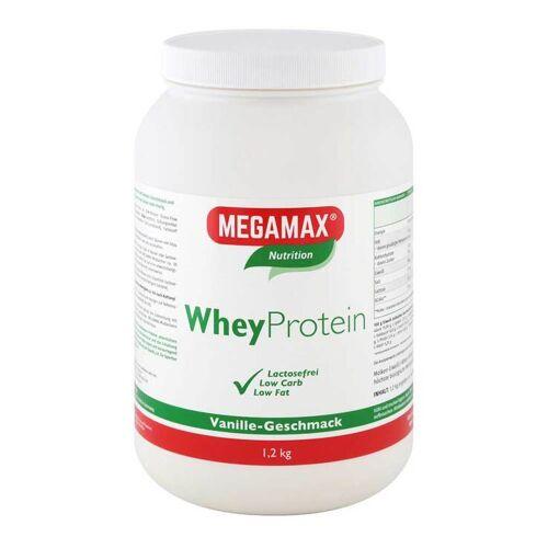 Wheyprotein Lactosefrei Vanille Pulver