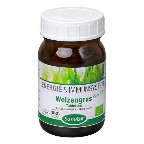 Sanatur Weizengras Tabletten 400 mg