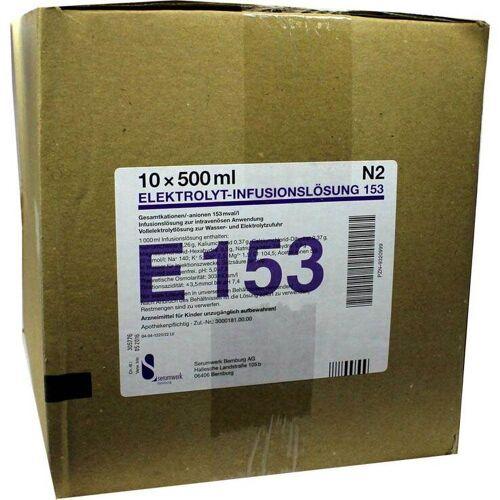 Elektrolyt Infusionslösung 153 PE-Flasche