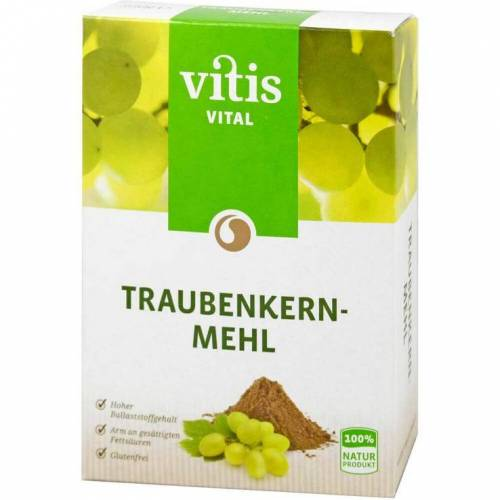 Traubenkernmehl Vitis Vital
