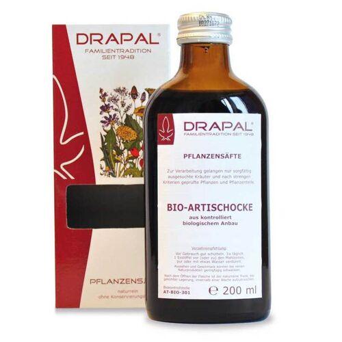 Artischocken Bio Pflanzensaft Drapal