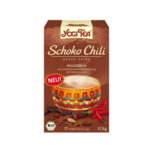 Yogi Tea Schoko Chili Bio