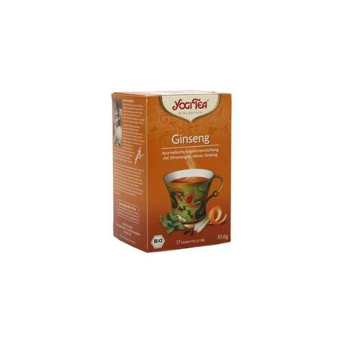 Yogi Tea Ginseng Bio