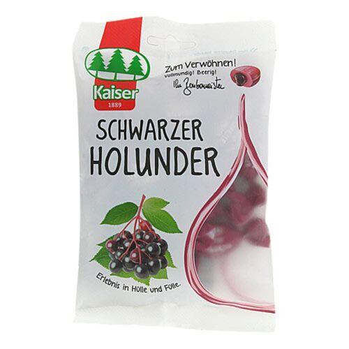 Schwarzer Holunder Bonbons
