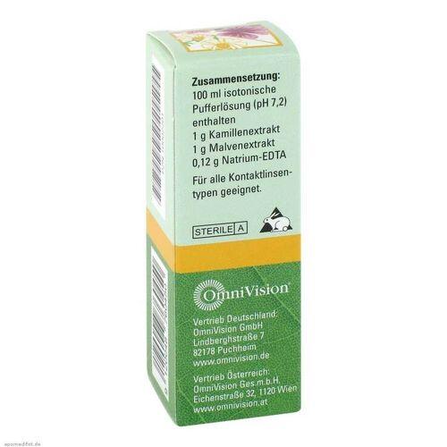 Herba-Vision Kamille plus Augentropfen