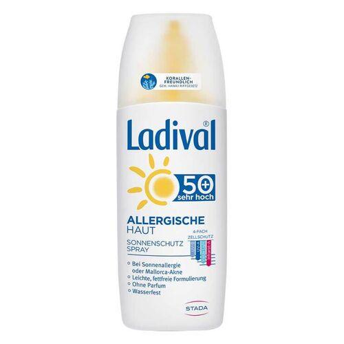 Ladival allergische Haut Spray LSF 50+