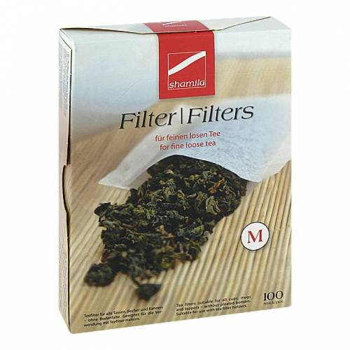 Teefilter Größe M
