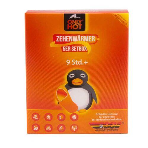 Only Hot Warmers Zehenwärmer Setbox
