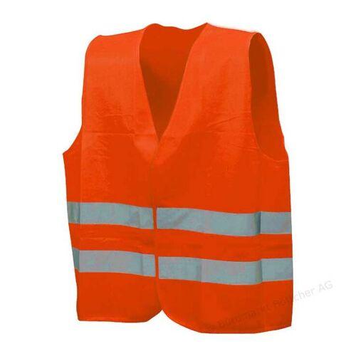 Warnweste DIN EN471 orange