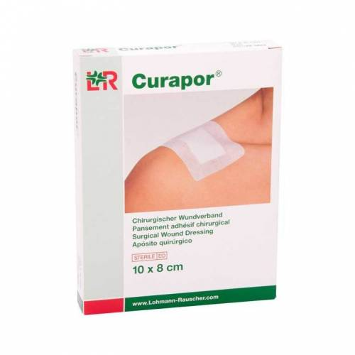 Curapor Wundverband steril chirurgisch 8x10 cm