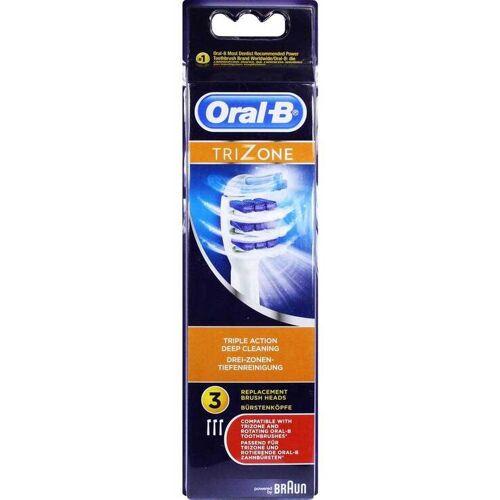 ORAL B Trizone Aufsteckbürsten 3er
