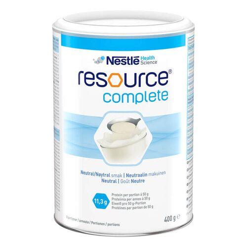 Resource complete Pulver
