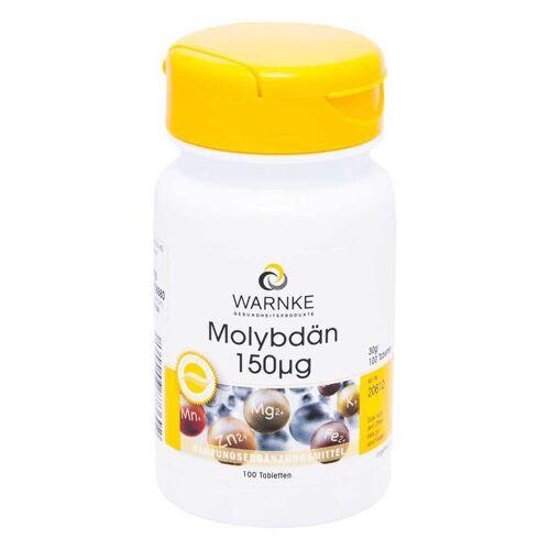 Molybdän 150 µg Tabletten