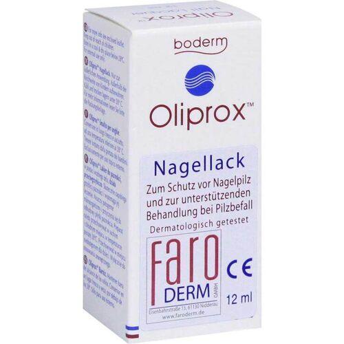 Oliprox Nagellack bei Pilzbefall