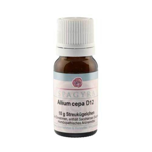Allium cepa D 12 Globuli