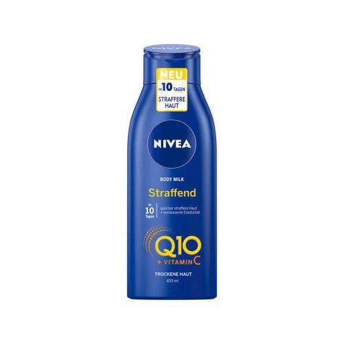 NIVEA Body hautstraffende Milk Q10 plus