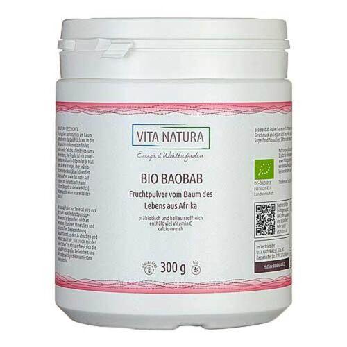 Baobab Fruchtpulver Bio