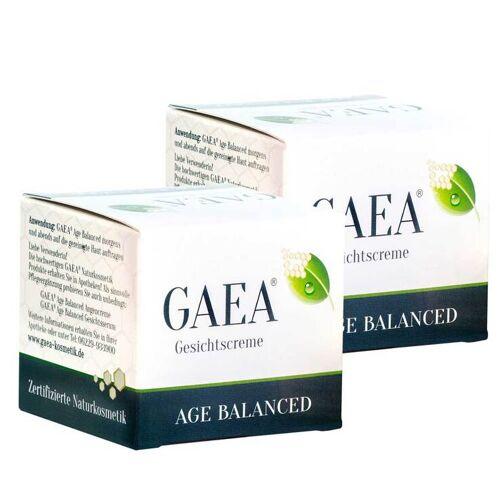 Gaea Age Balanced + Gratis Gaea Gesichtscreme