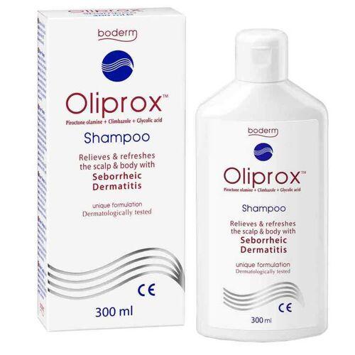 Oliprox Shampoo bei seborrhoischer Dermatitis und Schuppen