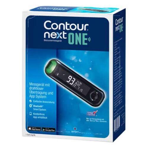 Contour Next One Blutzuckermessgerät Set mg / dl