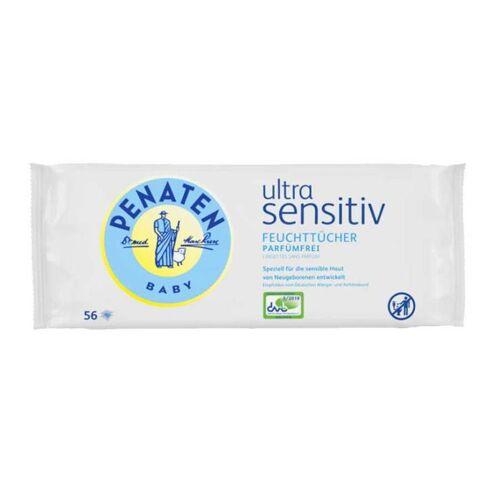 Penaten Ultra sensitiv Feuchttücher