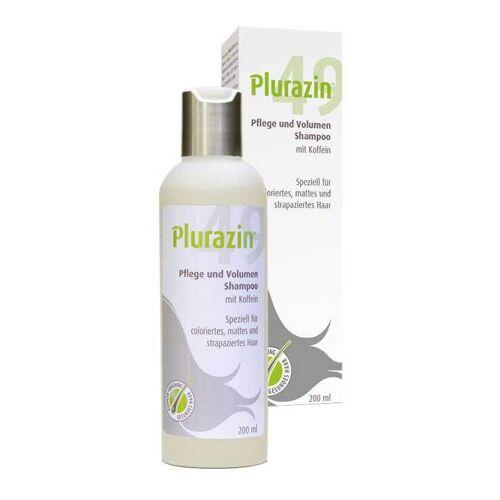 Plurazin 49 Pflege + Volumen Shampoo