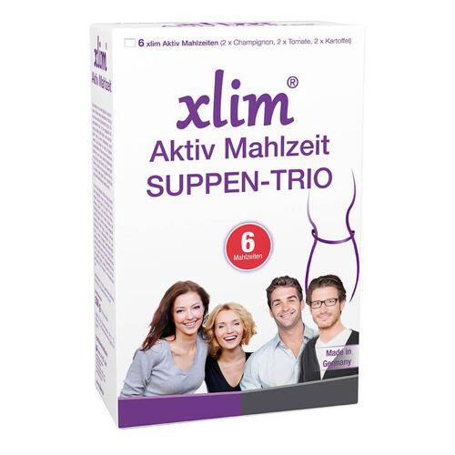 Xlim Aktiv Mahlzeit Suppen-Trio Pulver
