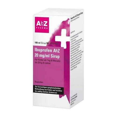 Ibuprofen AbZ 20 mg / ml Sirup