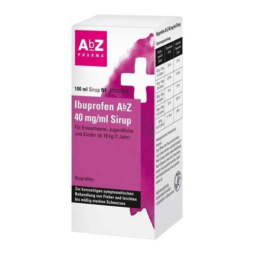 Ibuprofen AbZ 40 mg / ml Sirup