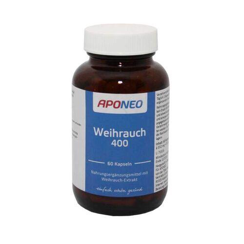 APONEO Weihrauch 400 Kapseln