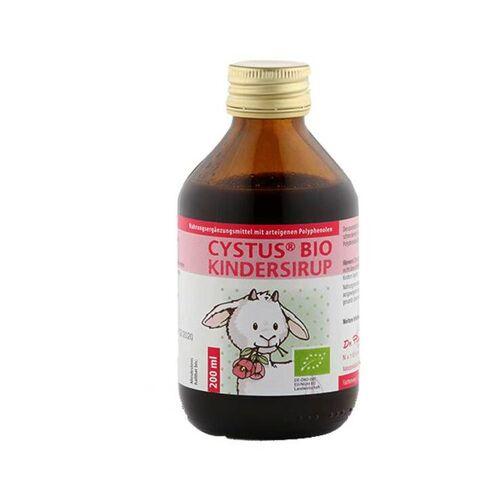 Dr. Pandalis Cystus Bio Kindersirup