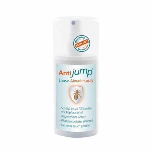 Antijump Läuse-Abwehrspray