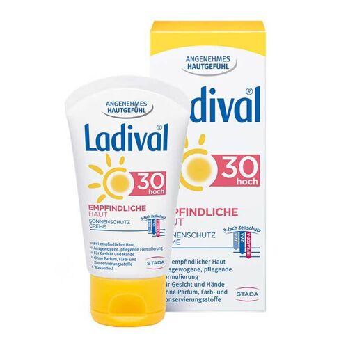 Ladival empfindliche Haut Gesichts-Creme LSF 30