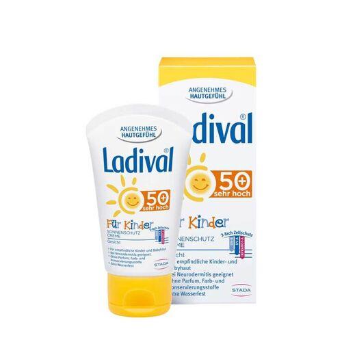 Ladival Kinder Gesichts-Creme LSF 50+
