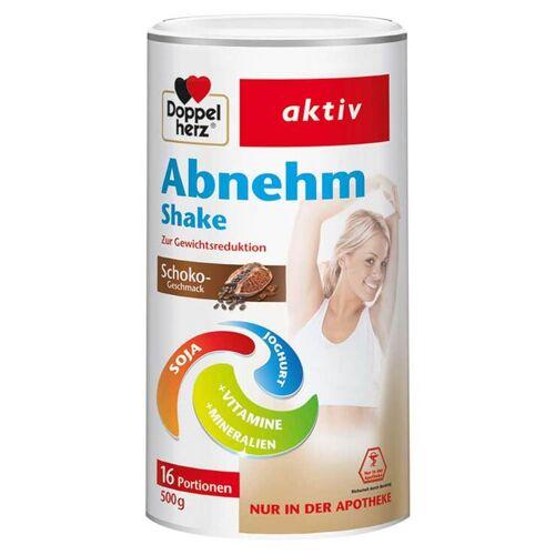 Doppelherz Abnehm Shake Schoko Pulver