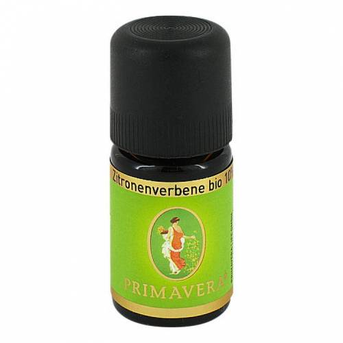 Zitronenverbene Bio 10% ätherisches Öl