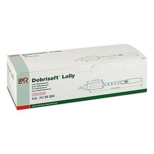Debrisoft Lolly