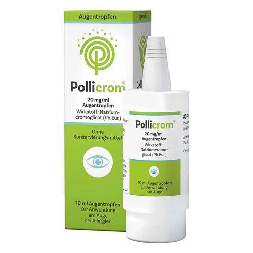 Pollicrom 20 mg / ml Augentropfen