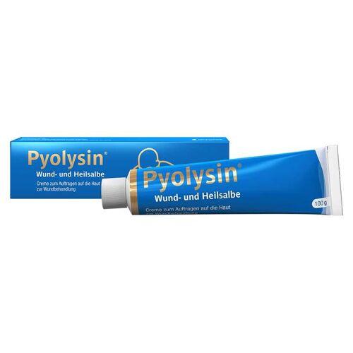 Pyolysin Wund- und Heilsalbe