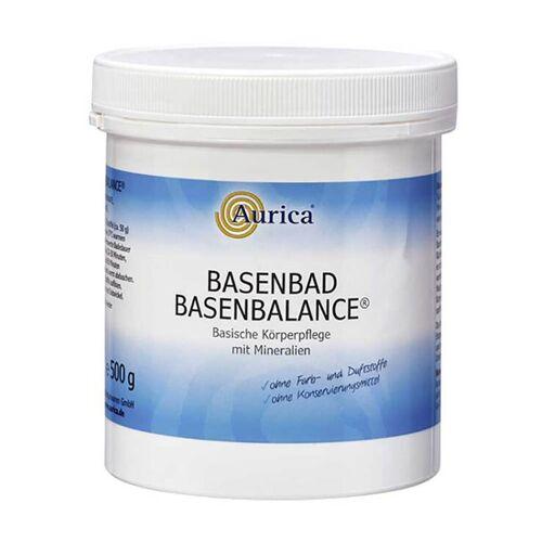Basenbad Basenbalance