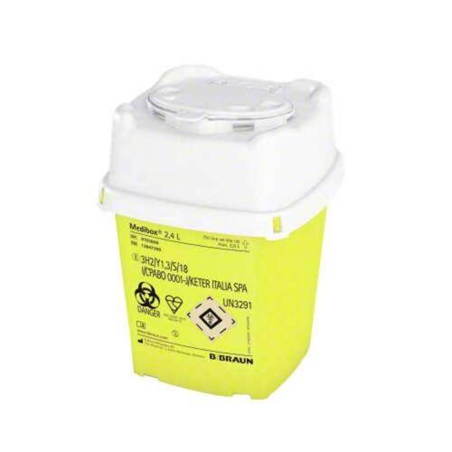 Medibox Entsorgungsbehälter 2,4 l
