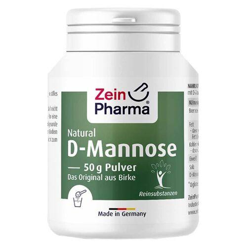 Zein Pharma Natural D-Mannose aus Birke Zeinpharma Pulver