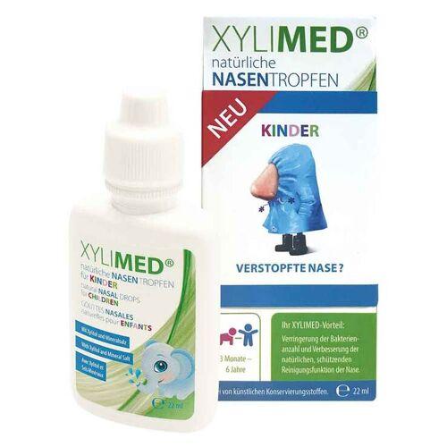 Miradent Xylimed Kid`s natürliche Nasentropfen