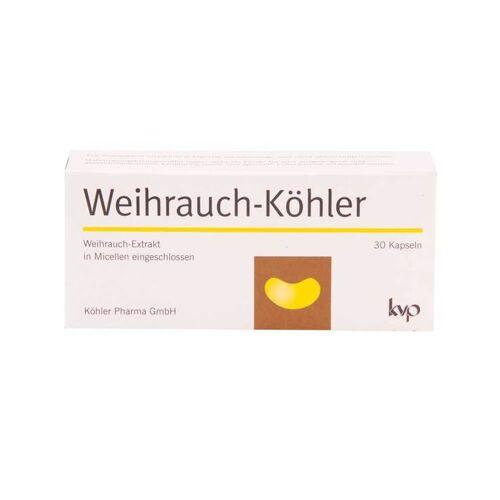 Weihrauch-Köhler Kapseln