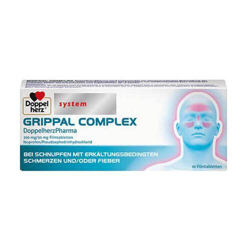 Doppelherz Grippal Complex Doppelherzpharma 200 mg / 30 mg Fta