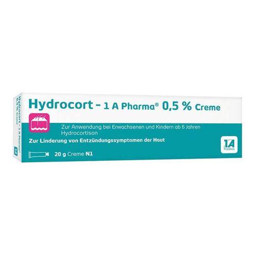 Hydrocort-1A Pharma 0,5% Creme