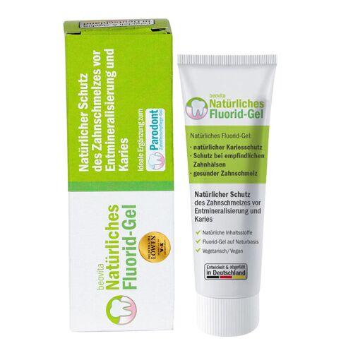 Natürliches Fluorid-Gel