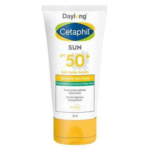Cetaphil Sun Daylong SPF 50 + sens.Gel-Fluid Gesich