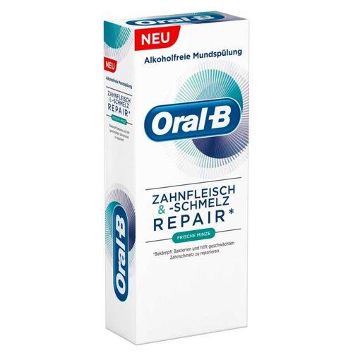 ORAL B Zahnfleisch & -schmelz Mundspül.ext.frisch