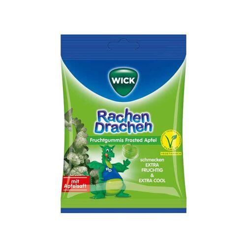 WICK RachenDrachen Halsgummis Apfel